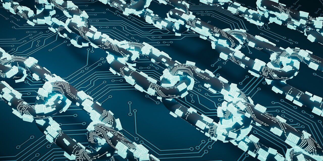 Mineral Mining and Blockchains - a good example of blockchain use outside of cryptocurrencies.