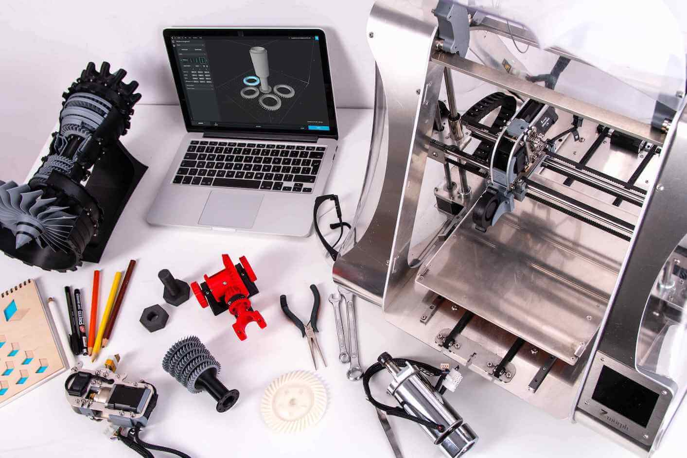 Overview on the current state of 3D Printing
