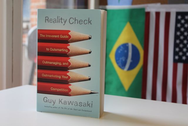 Reality Check - The Irreverent Guide to Outsmarting, Outmanaging, and Outmarketing Your Competition