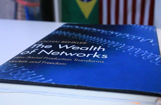 The Wealth of Networks - How Social Production Transforms Markets and Freedom