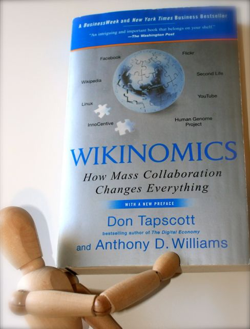 Wikinomics - How Mass Collaboration Changes Everything