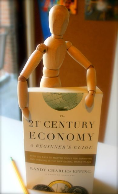Reviewing The 21st Century Economy - A Beginner's Guide